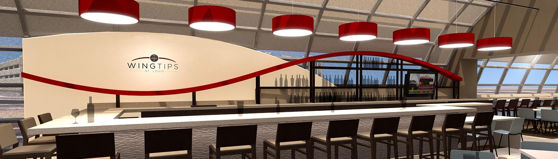 Wingtips Lounge Bar